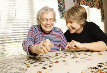 take control of elder care