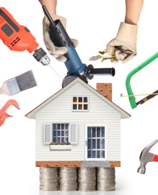 home improvements to sell house
