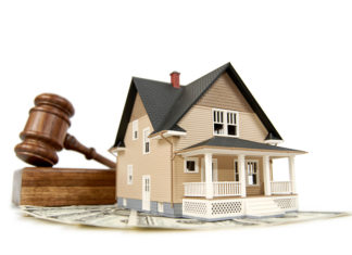 mechanics lien on house