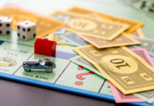 placing investment property in trust