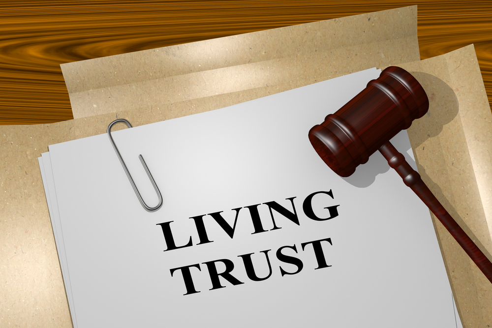 irrevocable living trust